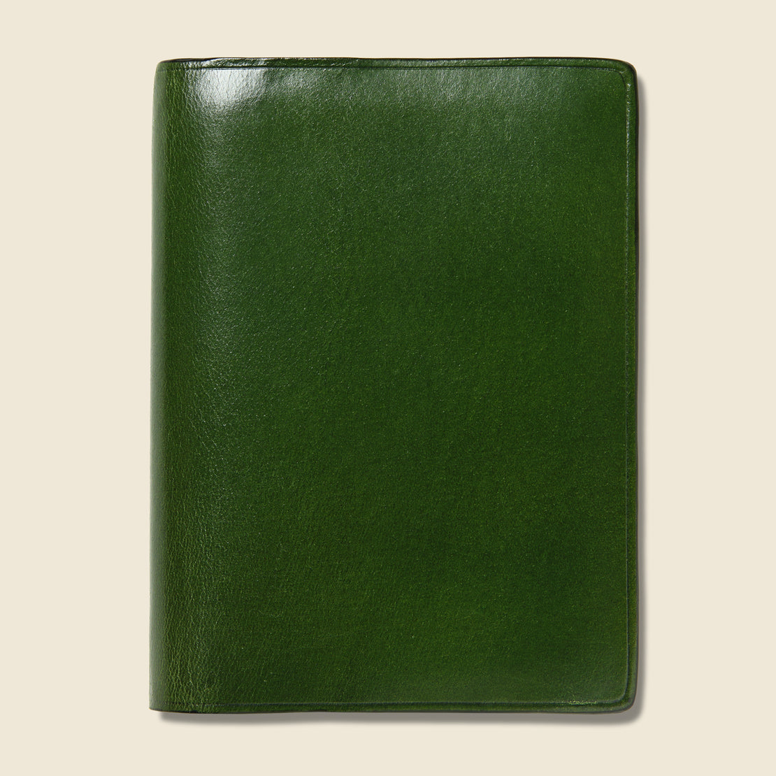 Il Bussetto Bi-Fold Card Case - Green