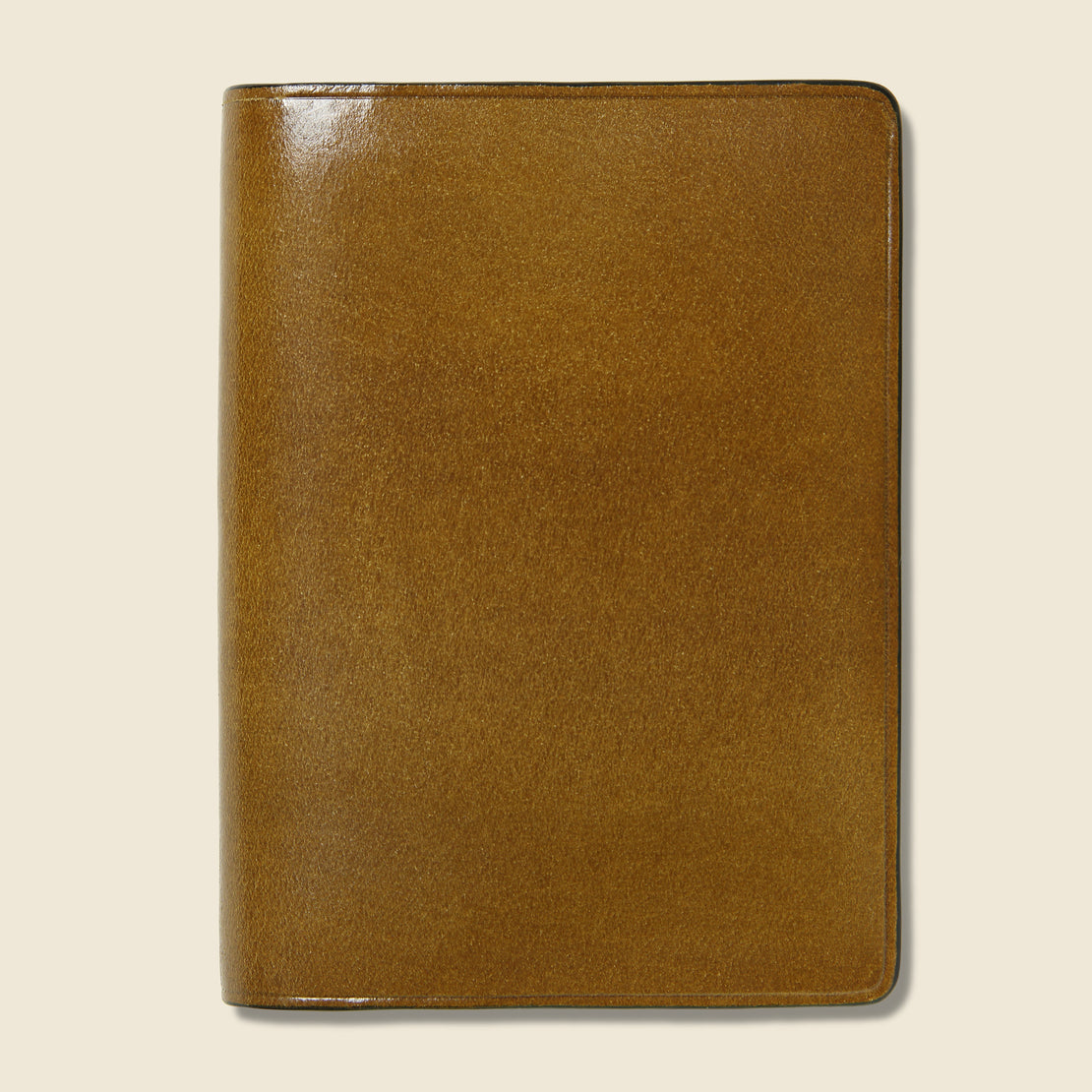 Il Bussetto Bi-Fold Card Case - Camel