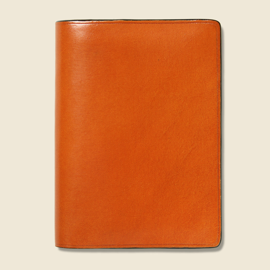 Il Bussetto Bi-Fold Card Case - Orange