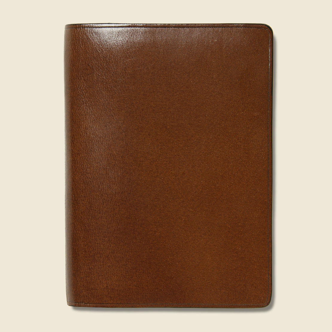 Il Bussetto Bi-Fold Card Case - Brown