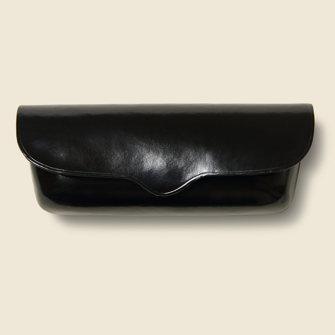 Il Bussetto Eyeglass Case - Black