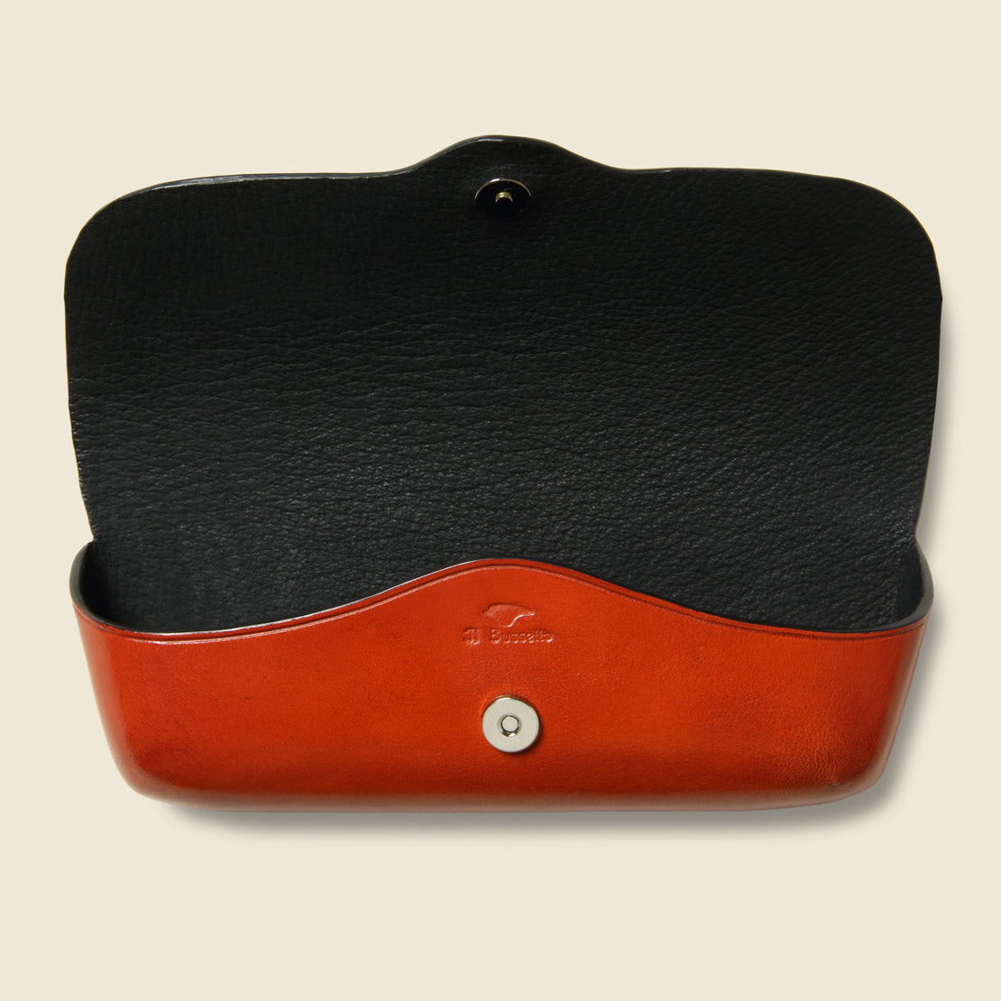 Eyeglass Case - Orange