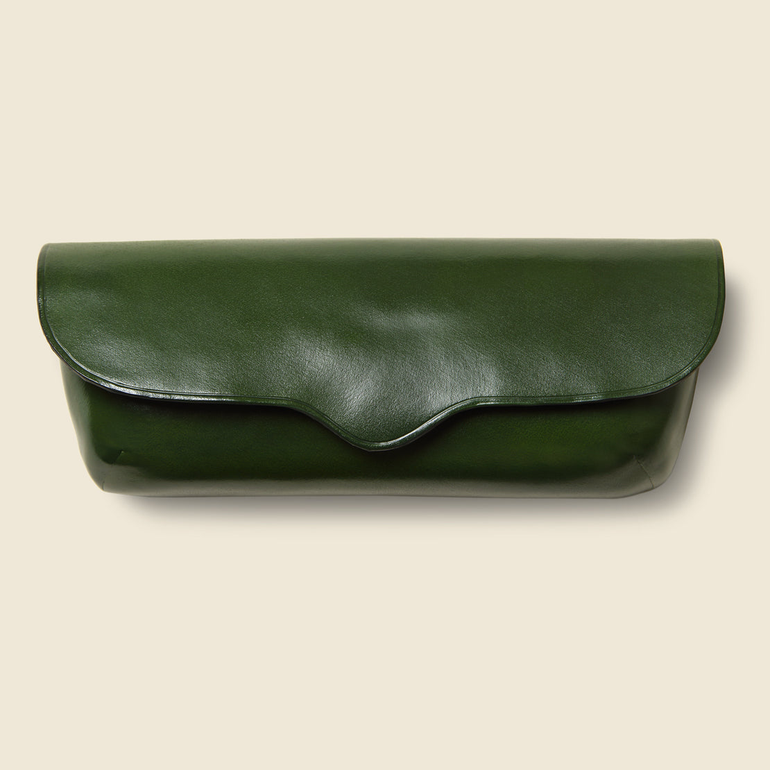 Il Bussetto Eyeglass Case - Green