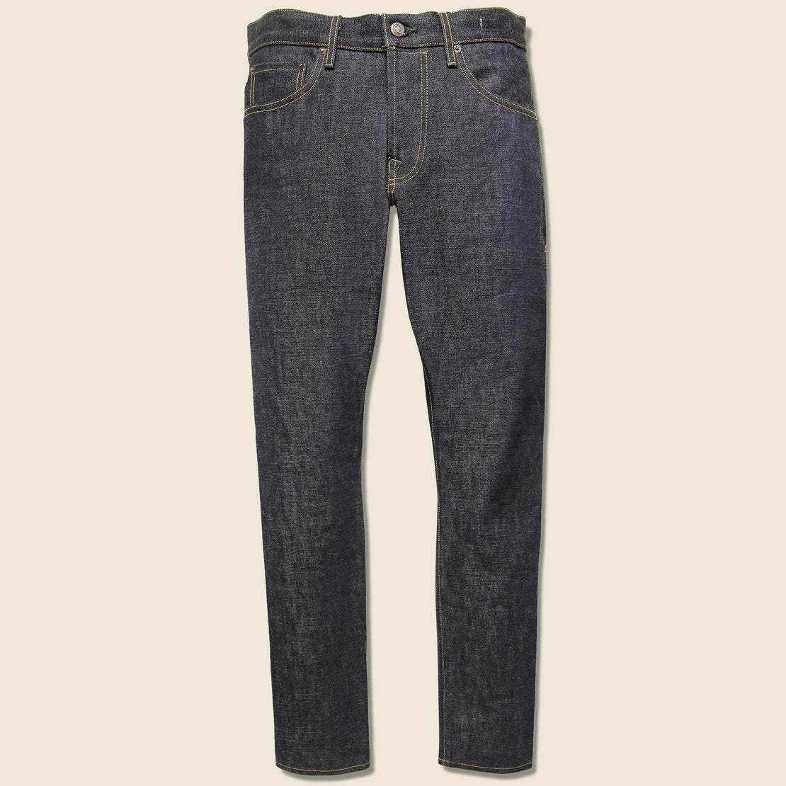 Imogene + Willie Barton Slim Japanese Selvedge Jean - Indigo