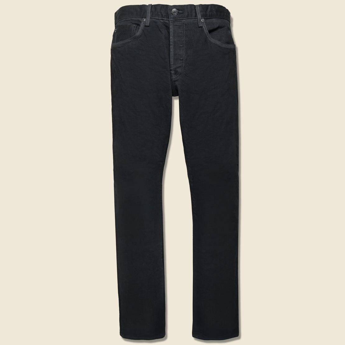 Imogene + Willie Barton Slim Jean - Black Rinse