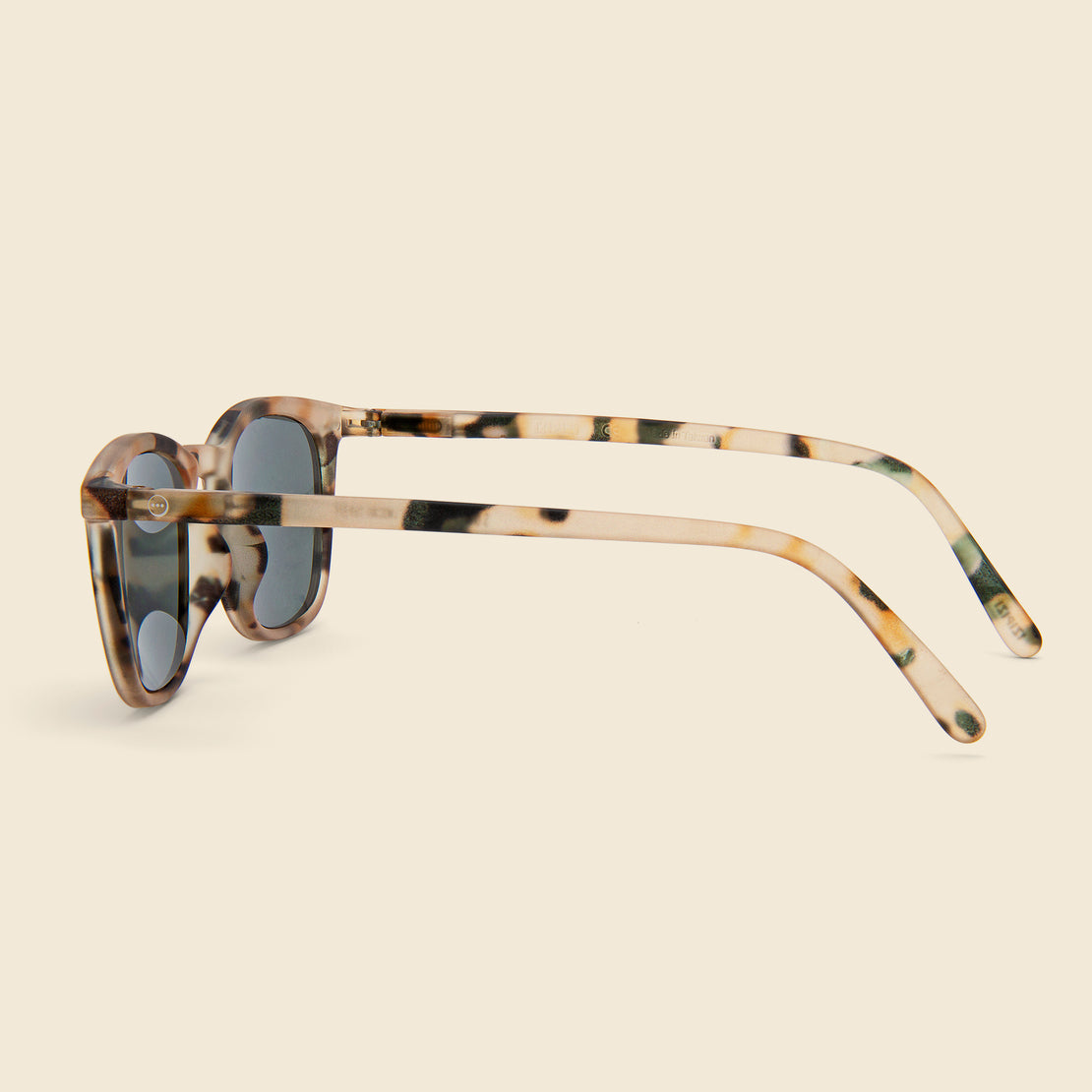La Trapeze #D - Light Tortoise