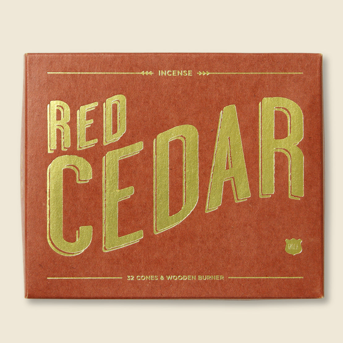 Incense - Red Cedar - Izola - STAG Provisions - Gift - Incense