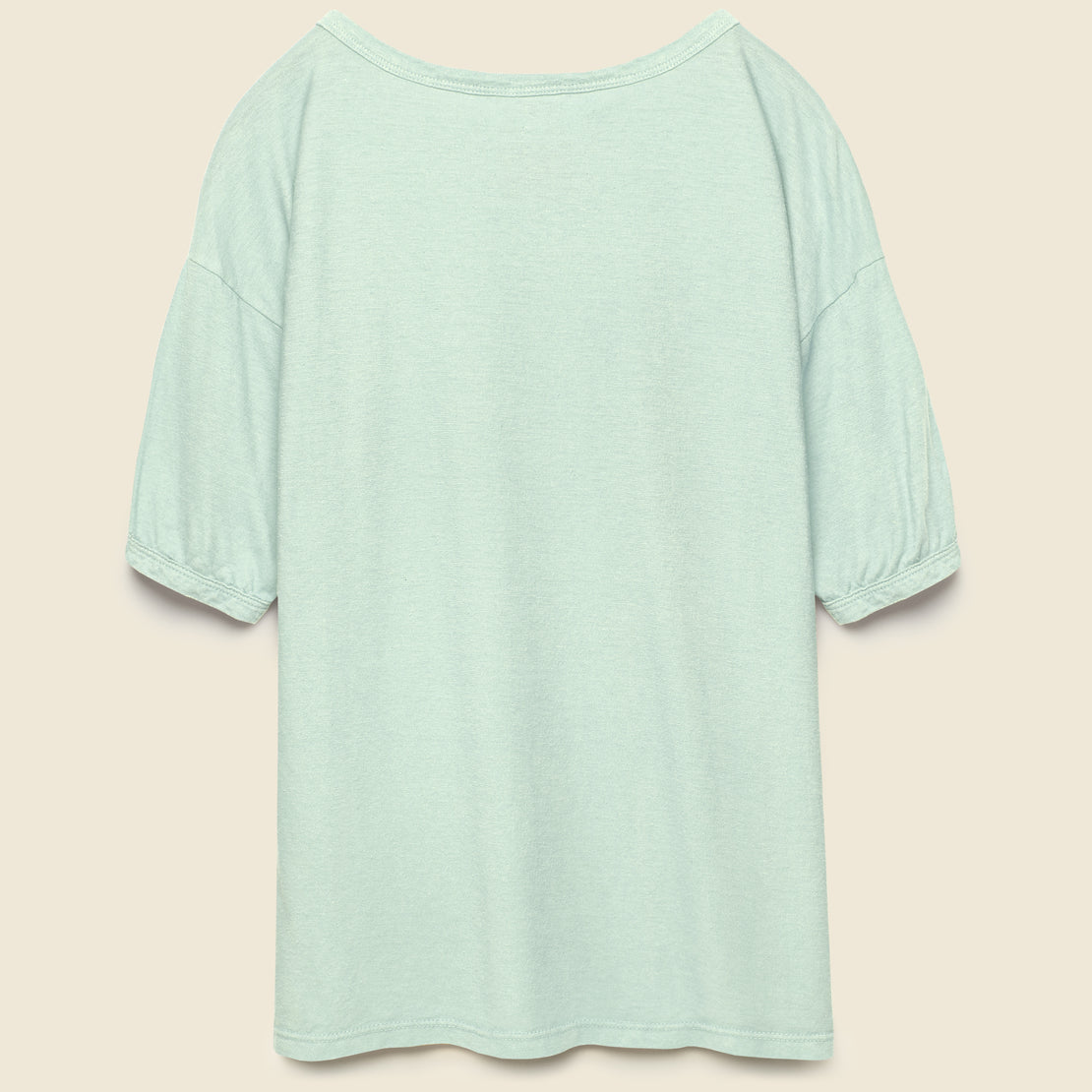 Boxy Tee - Saltwater