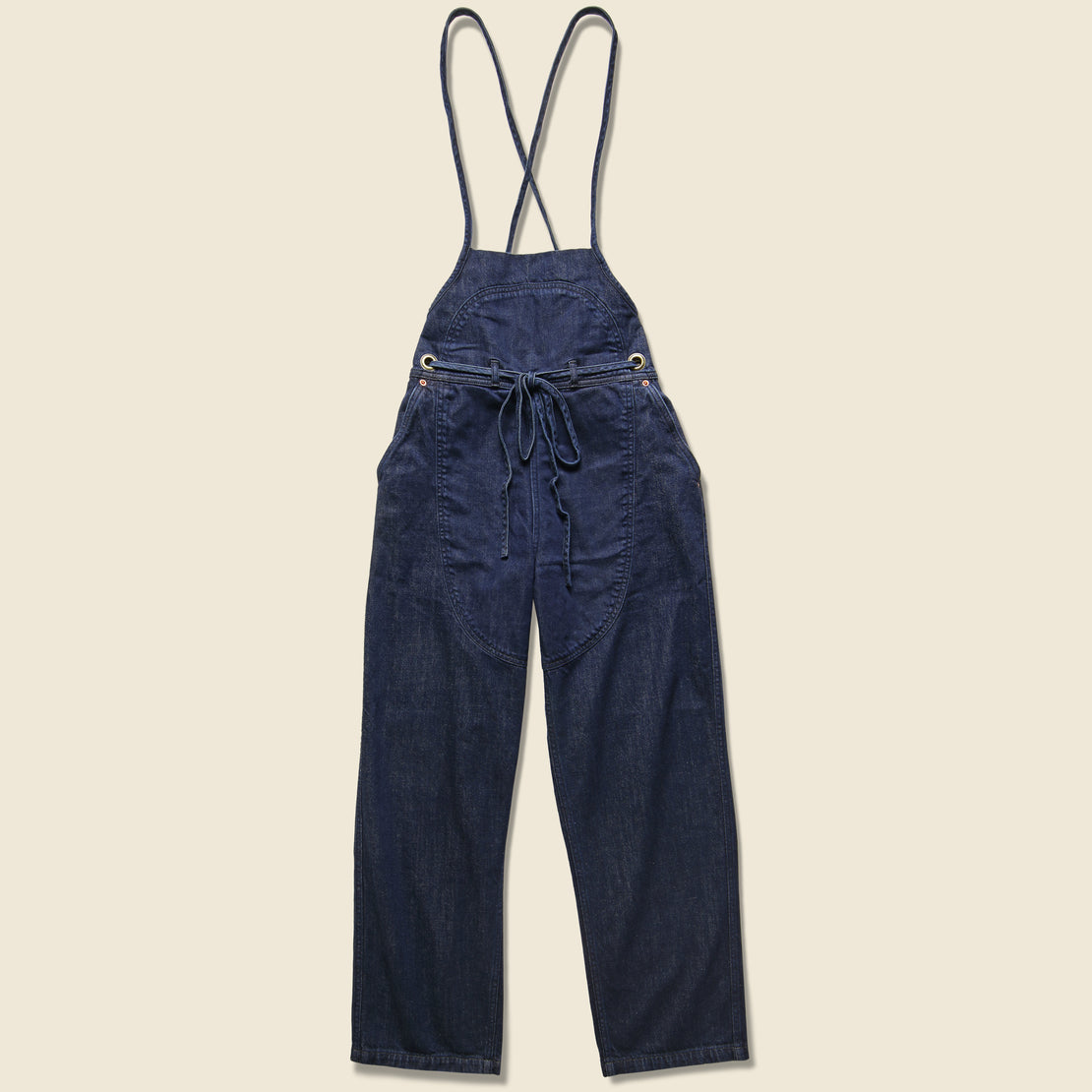 Kapital Denim Welder Overall - 12oz. Indigo