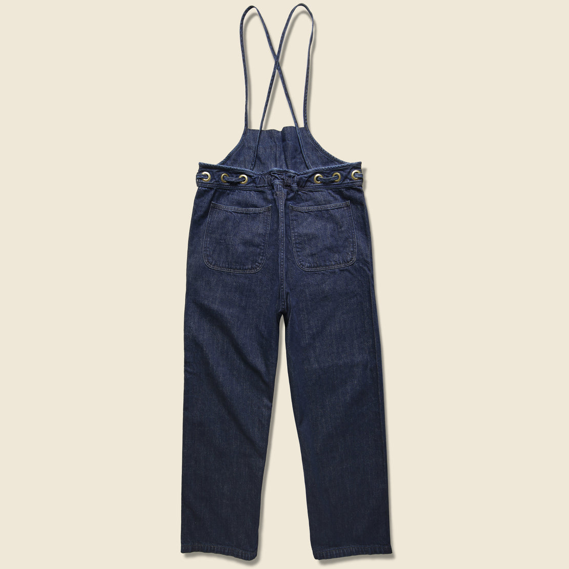 Denim Welder Overall - 12oz. Indigo