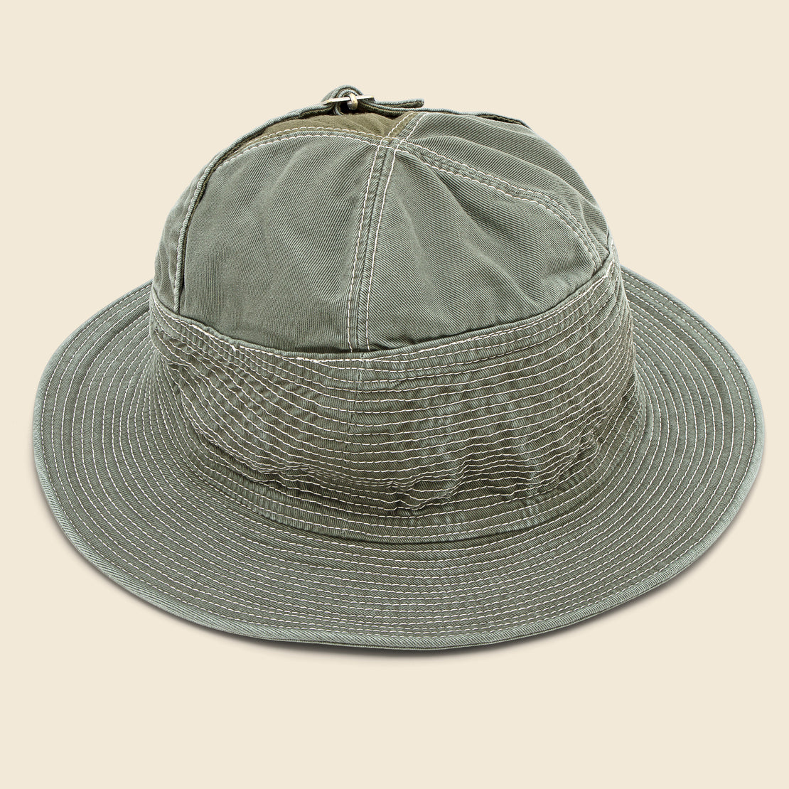 The Old Man and the Sea Chino Hat - Khaki