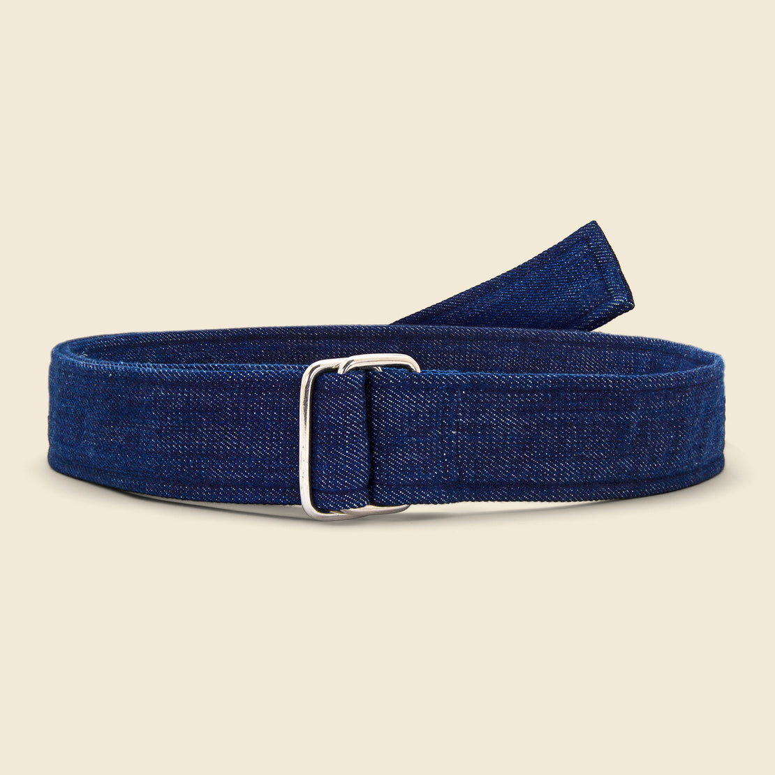 Kardo Denim Belt - Indigo
