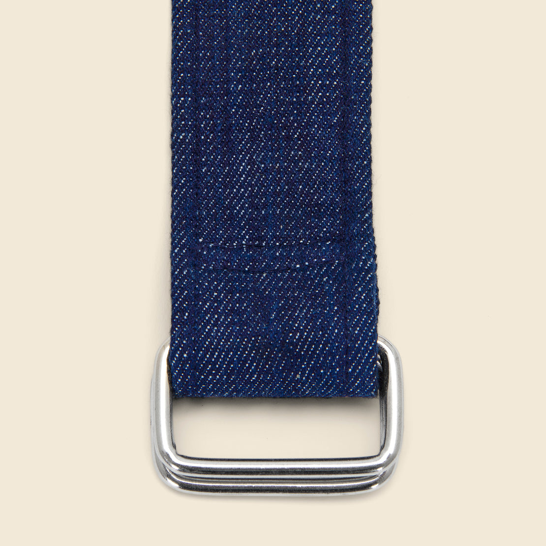 Denim Belt - Indigo
