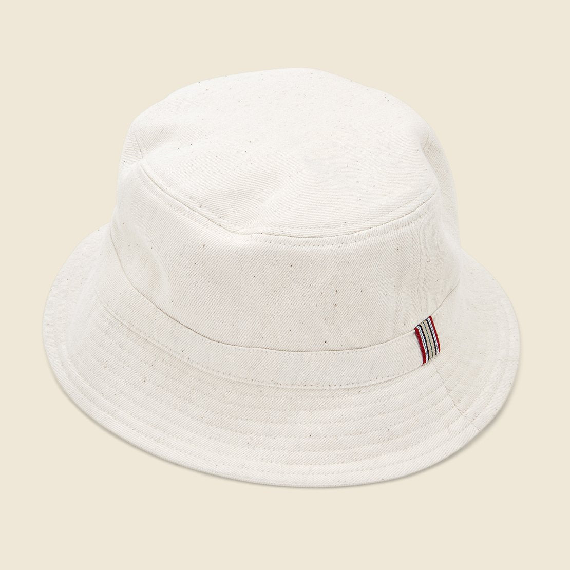 Kardo Denim Bucket Hat - Natural