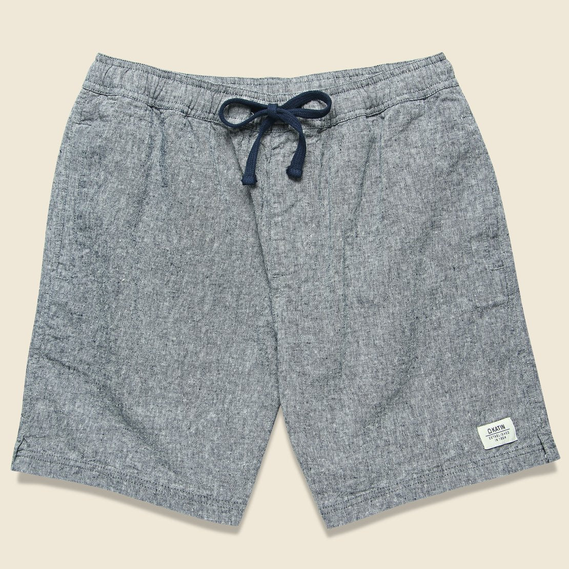 Katin Isaiah Local Short - Navy