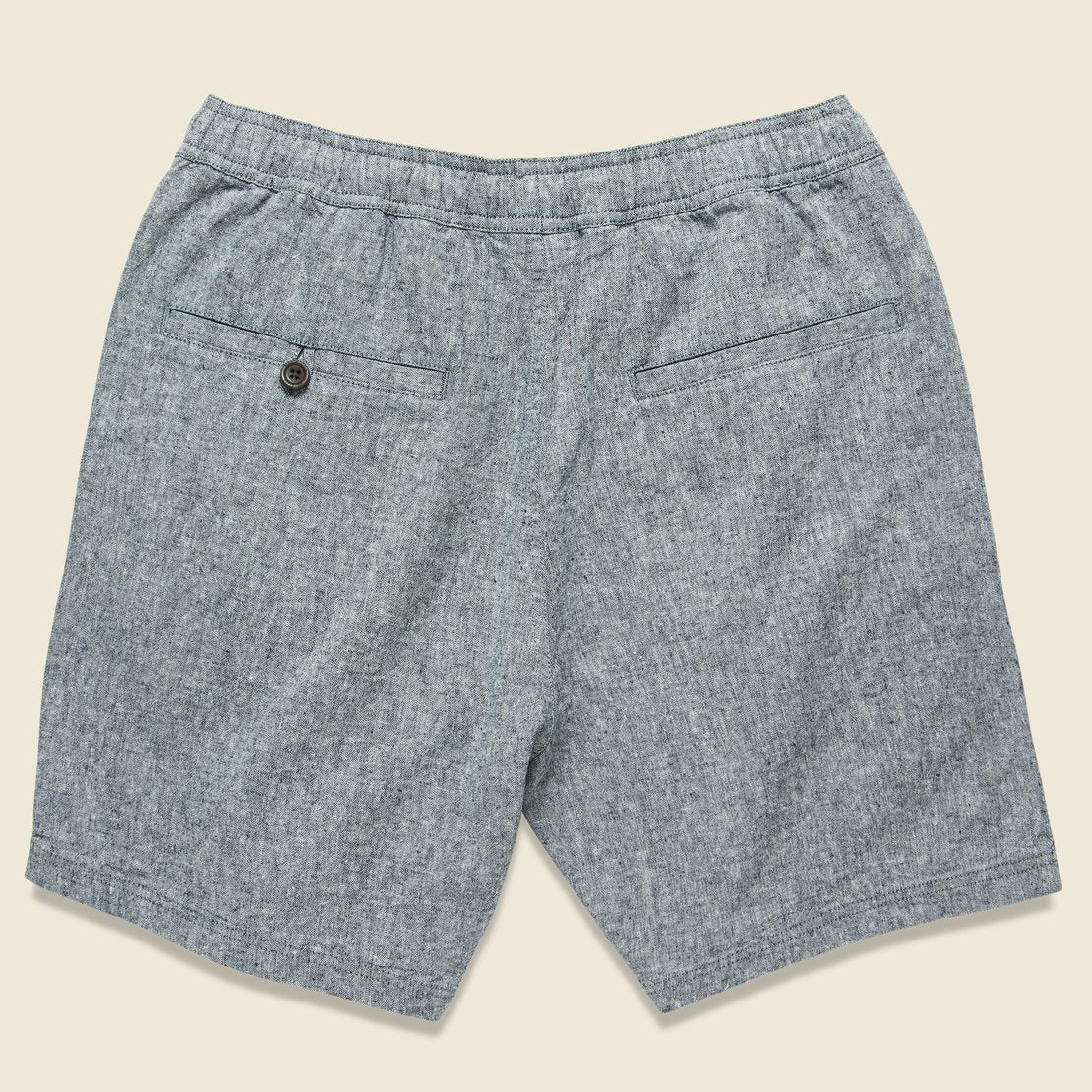 Isaiah Local Short - Navy