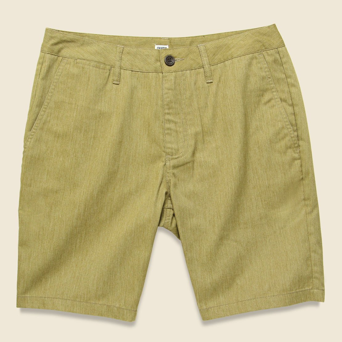 Katin Court Short - Driftwood