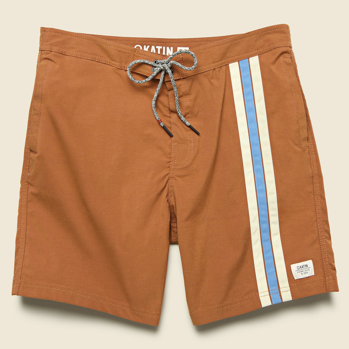 Katin Wilson Boardshort - Light Brown
