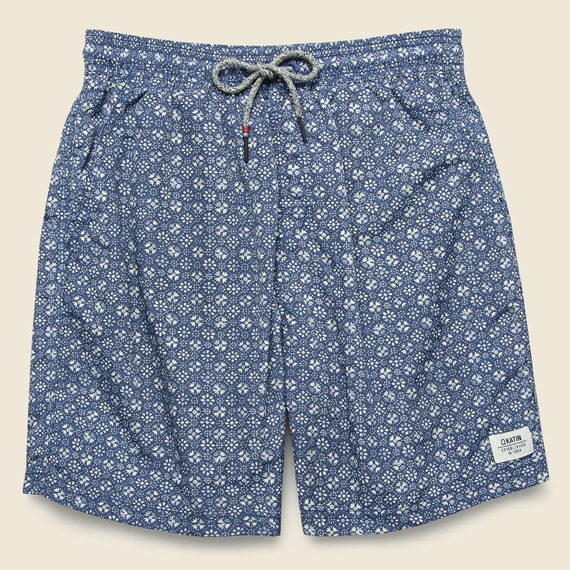 Katin Walter Swim Trunk - New Navy