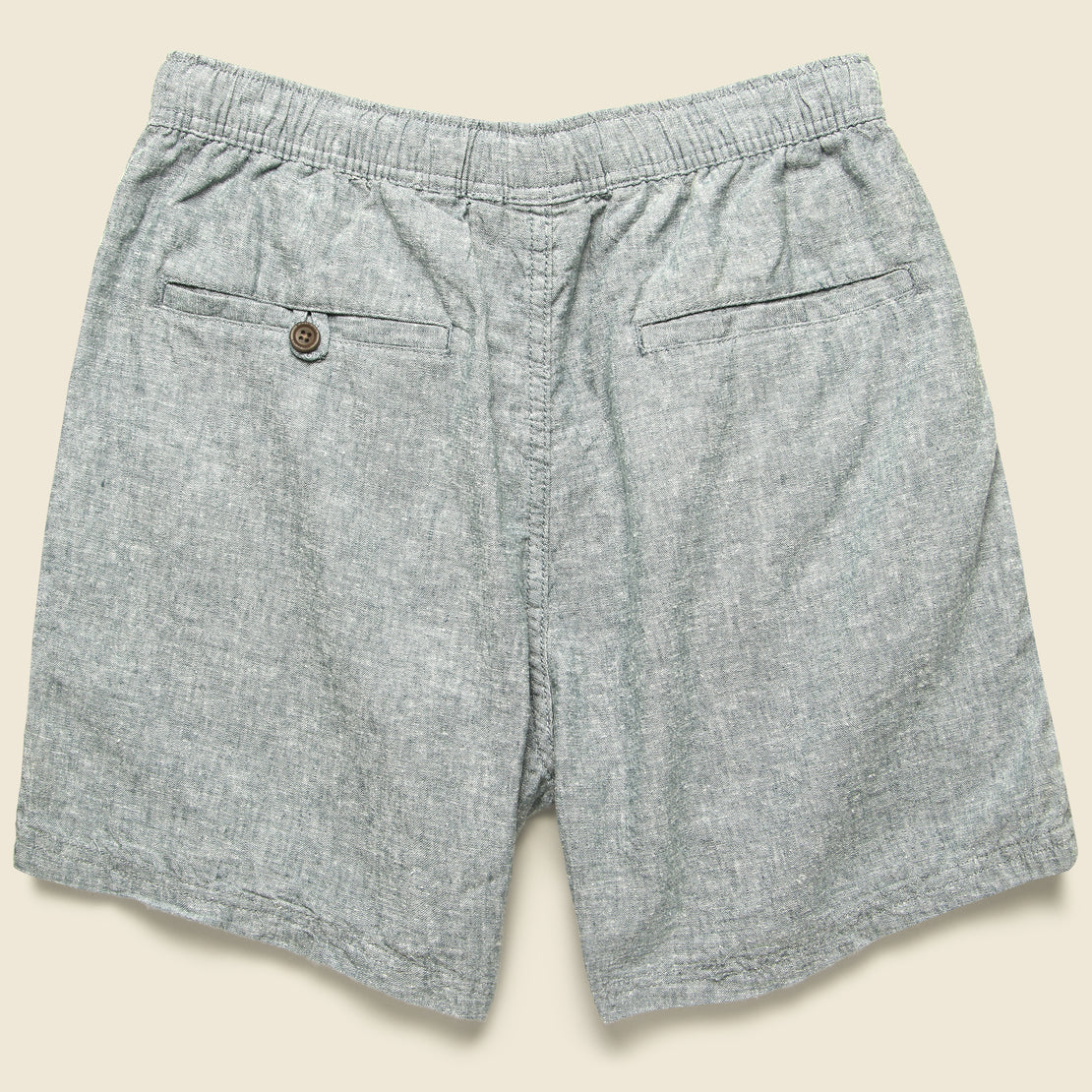 Isaiah Local Short - Steel Blue