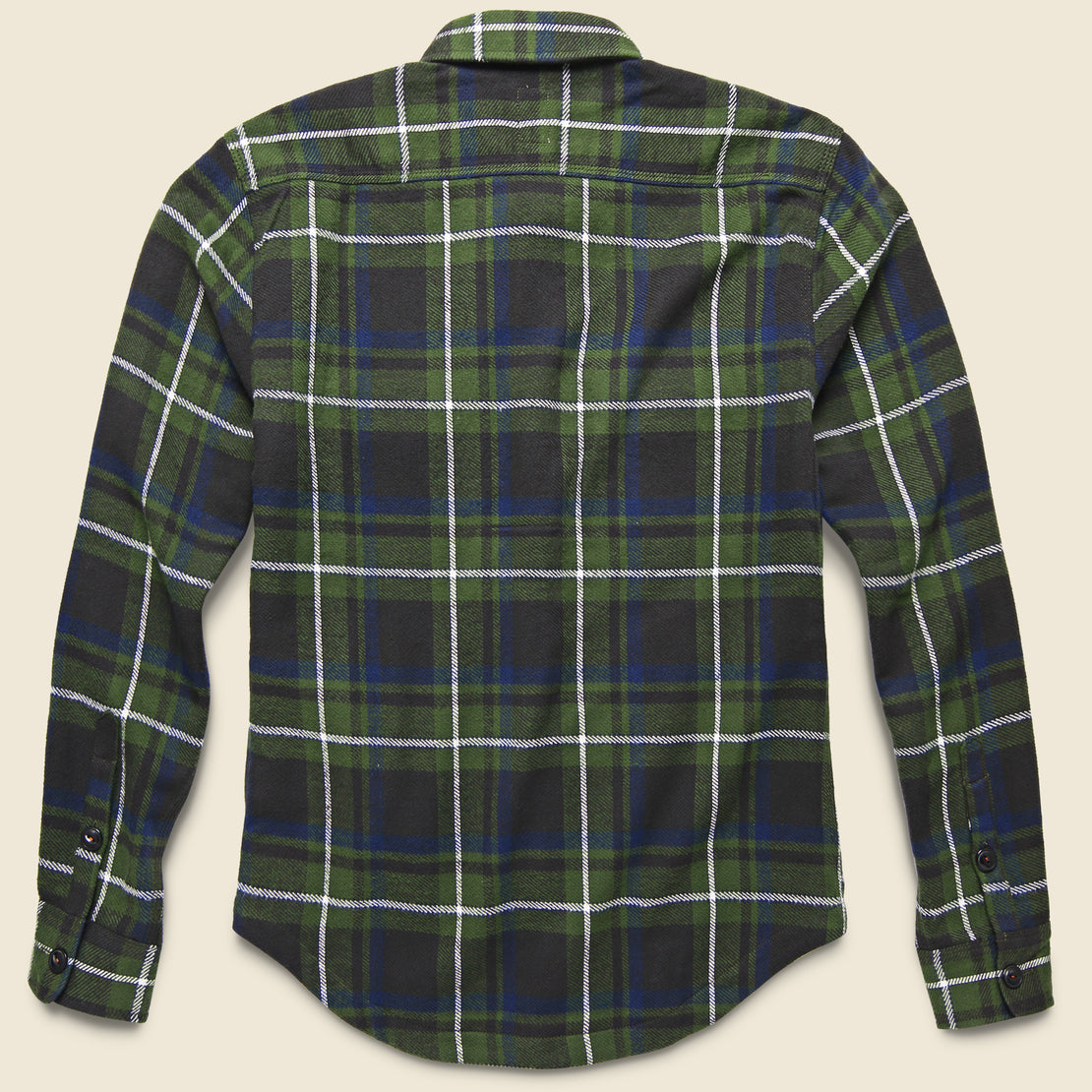 Anvil Flannel - Green