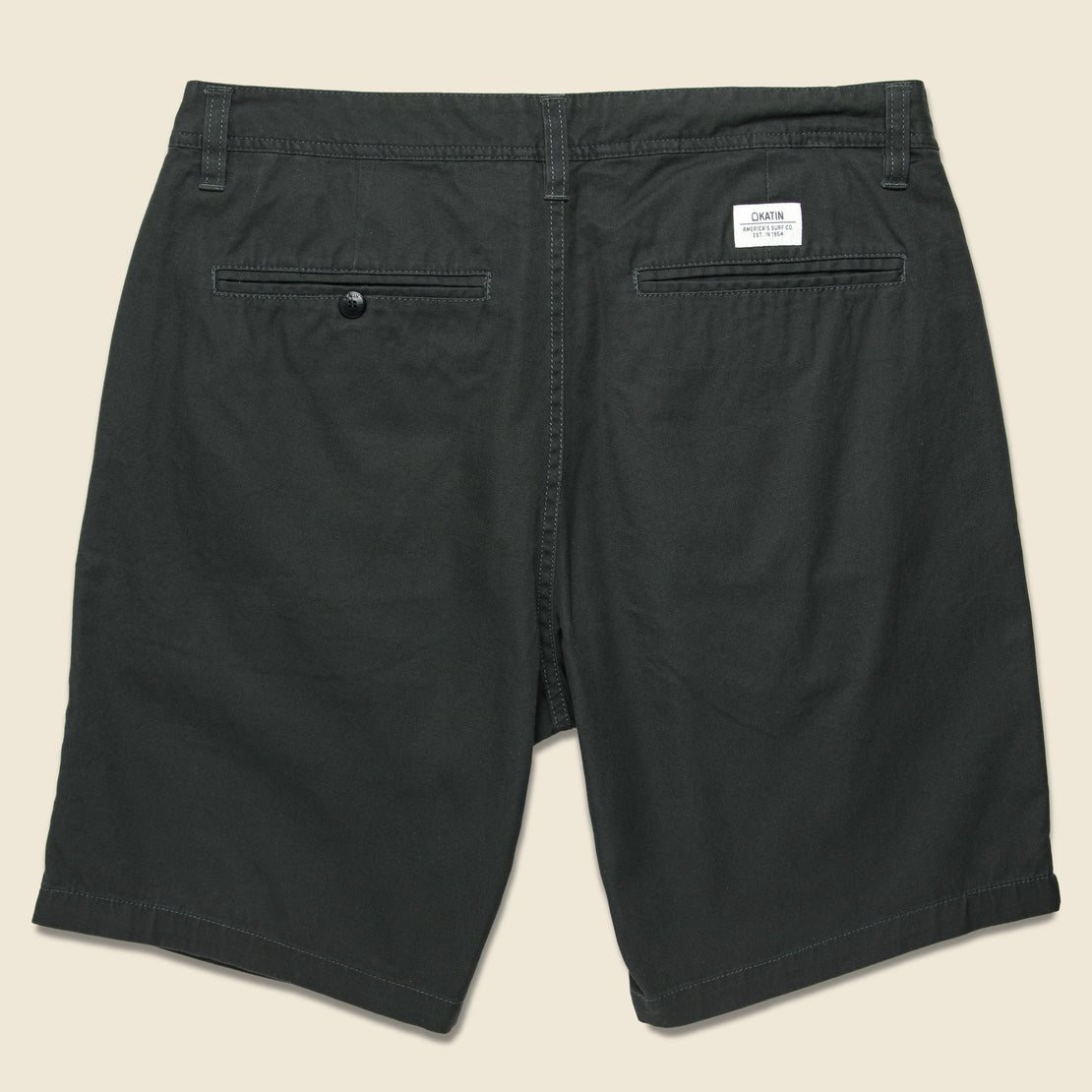 Cove Short - Black - Katin - STAG Provisions - Shorts - Solid