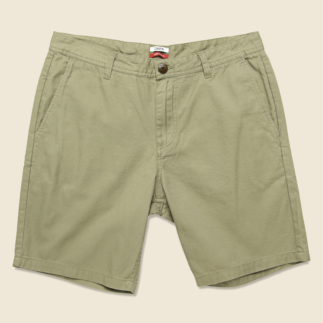 Katin Cove Short - Khaki