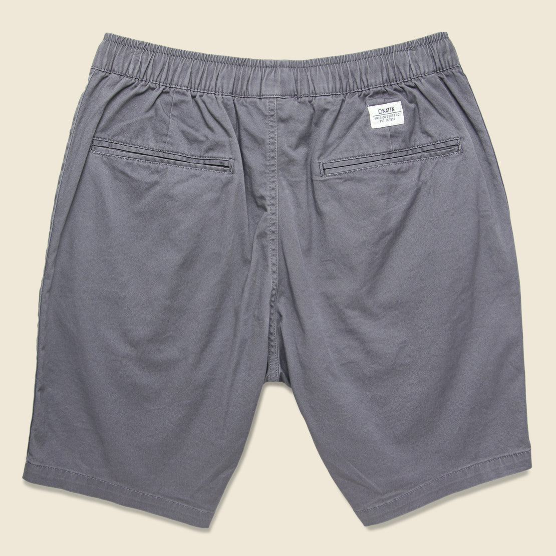 Patio Short - Lavender - Katin - STAG Provisions - Shorts - Solid
