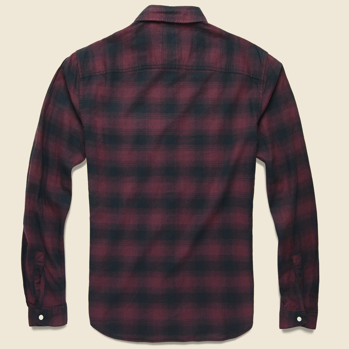 Lumberjack Flannel - Little Burgundy