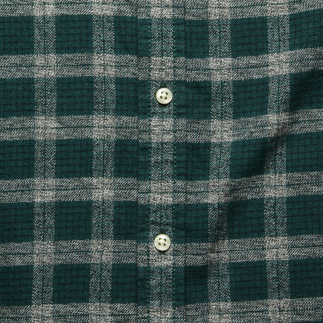 Marylebone Check Flannel - Covent Garden