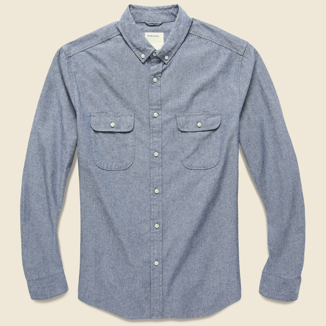Life After Denim Scout Shirt - Blue Agave