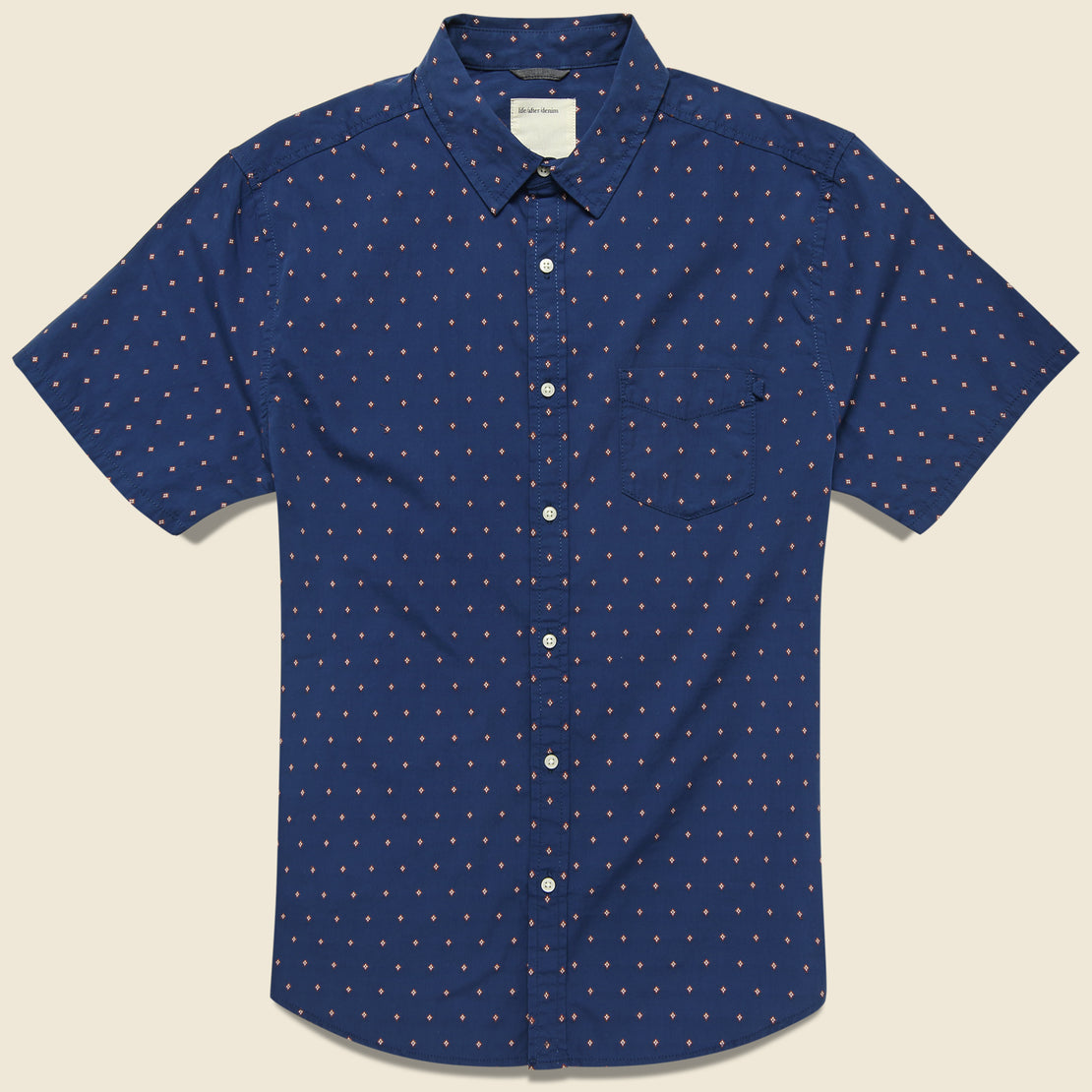 Life After Denim Alameda Shirt - Blue Agave