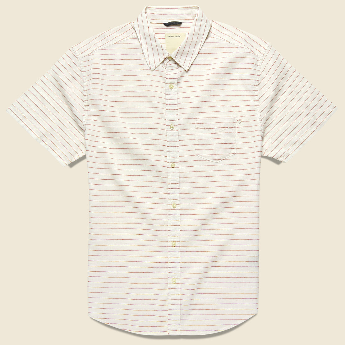 Life After Denim Masaryk Shirt - White