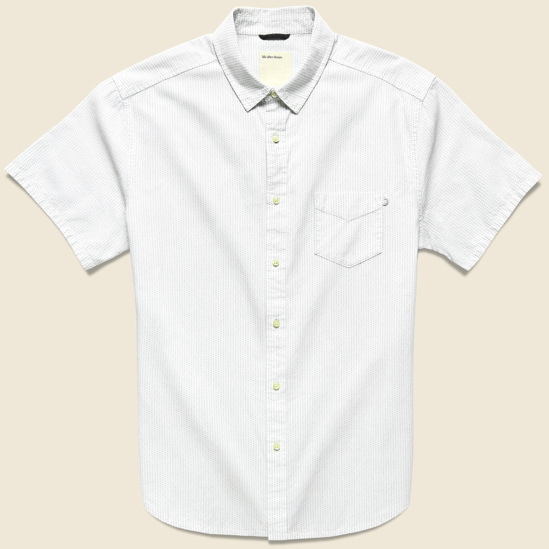 Life After Denim Mainland Shirt - White