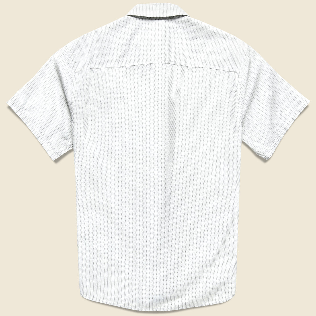 Mainland Shirt - White