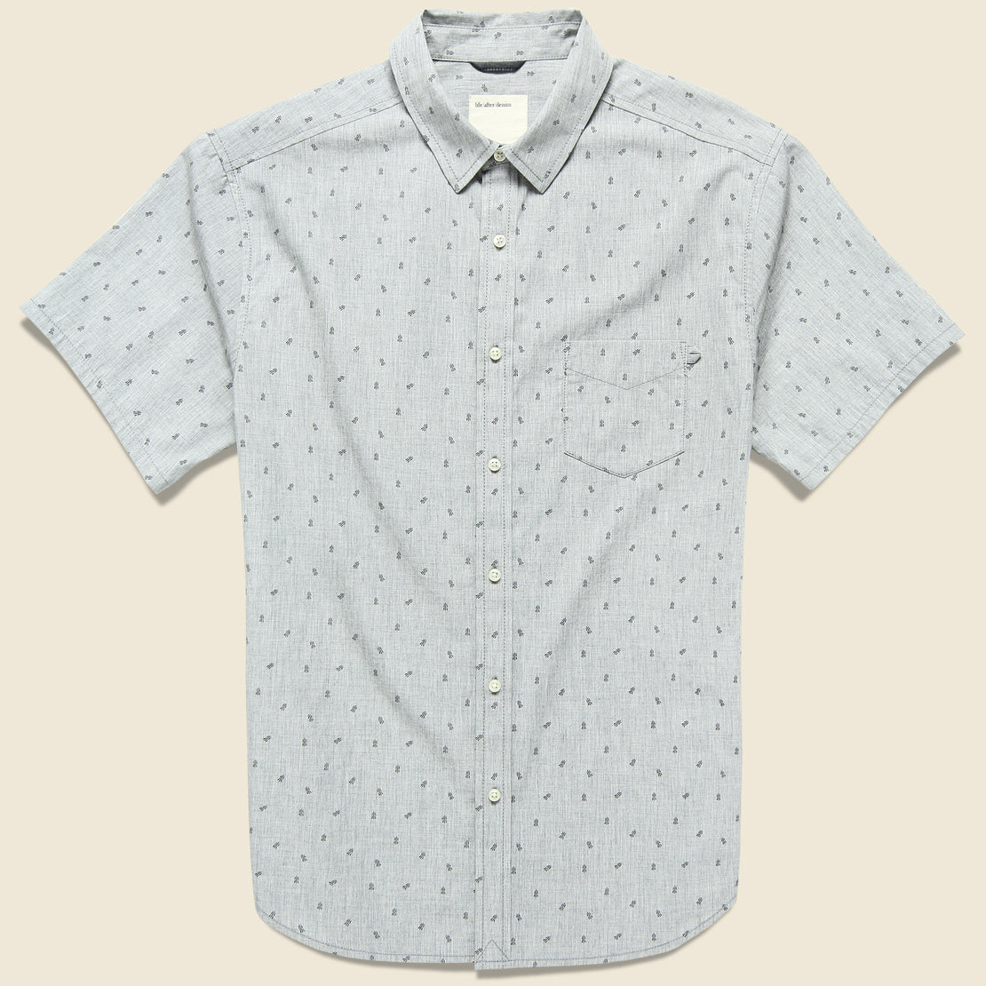 Life After Denim Taronga Shirt - Grey