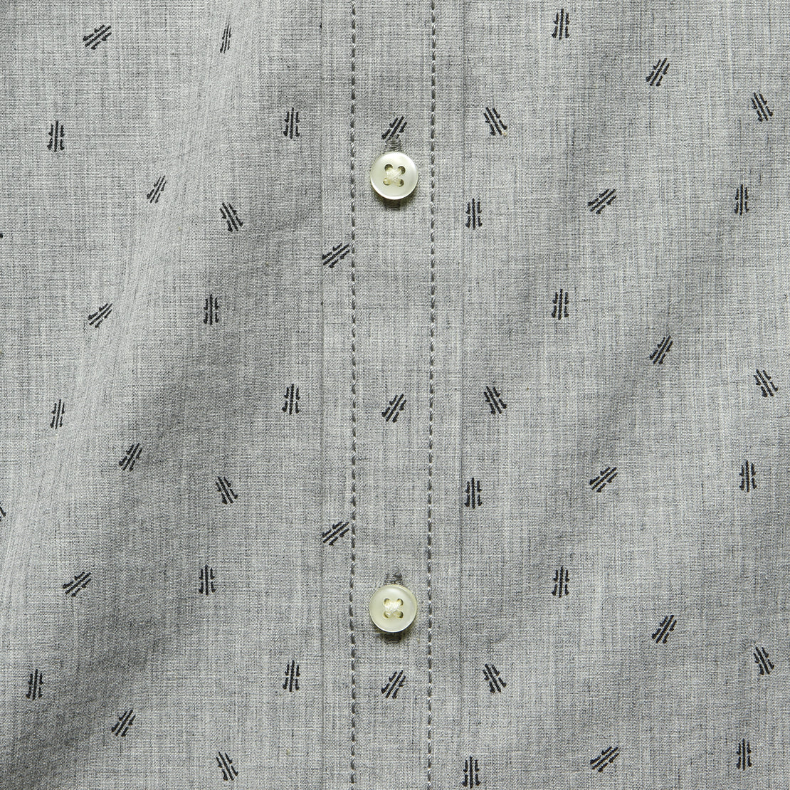 Taronga Shirt - Grey