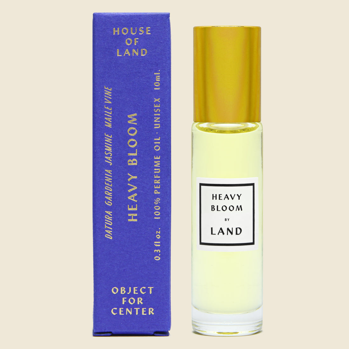 House of LAND Perfume Oil - Heavy Bloom