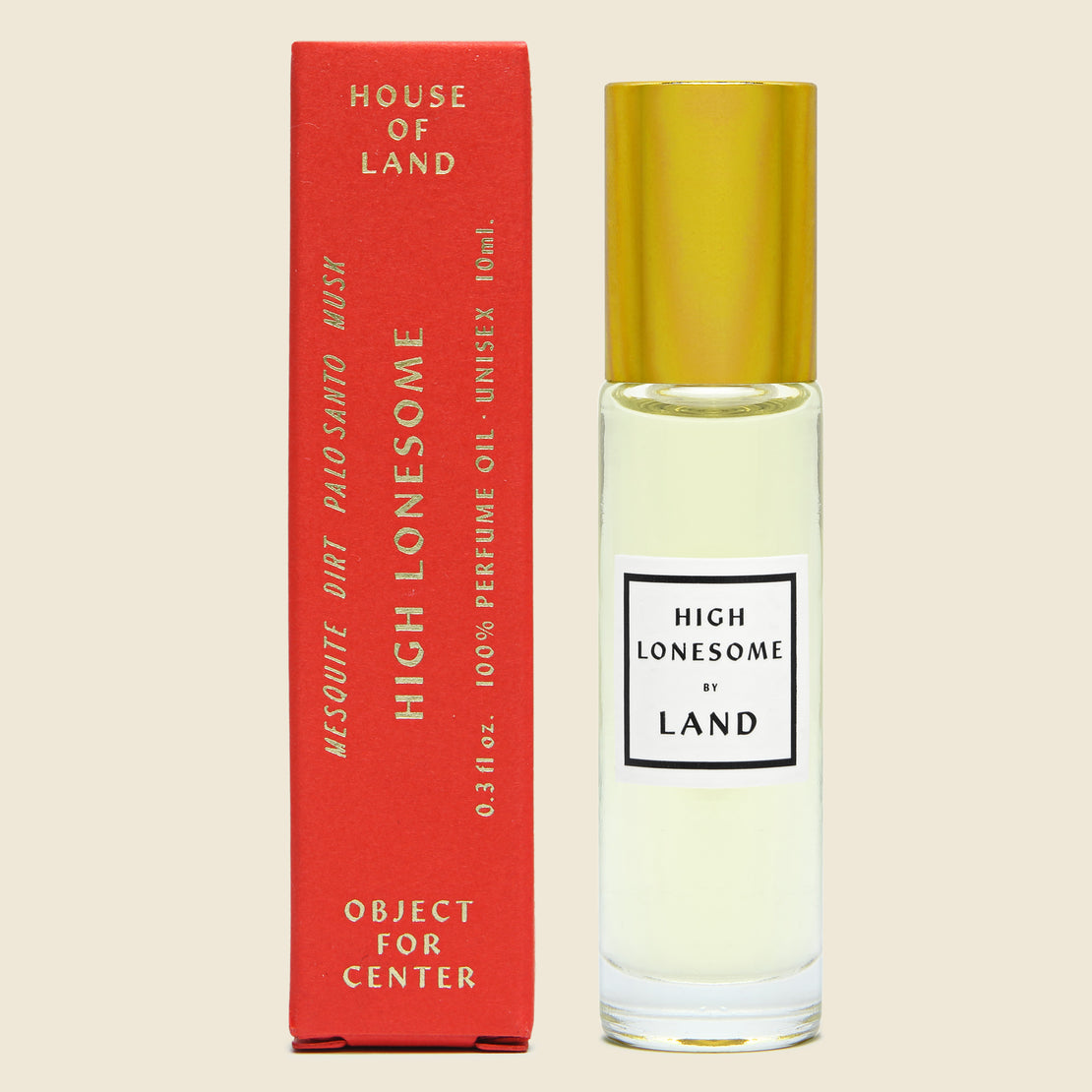 House of LAND Perfume Oil - High Lonesome