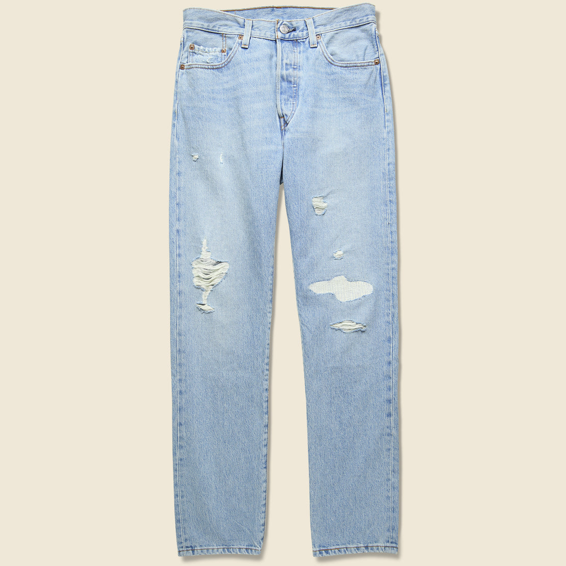 Jeans Hose HEART AND STAR Skinny Fit in washed denim