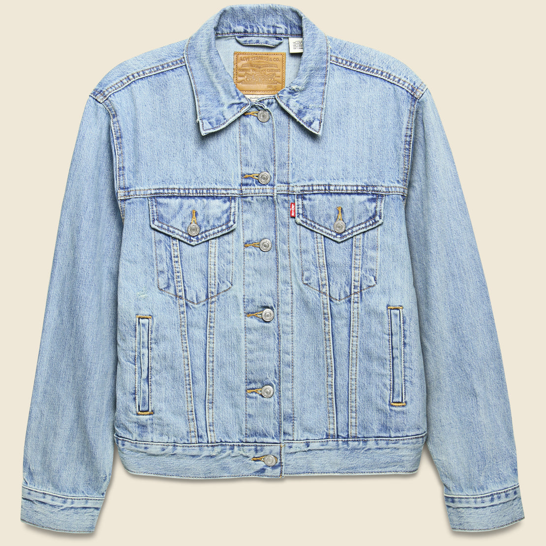 Levis Premium Ex-Boyfriend Trucker Jacket - Dream of Life