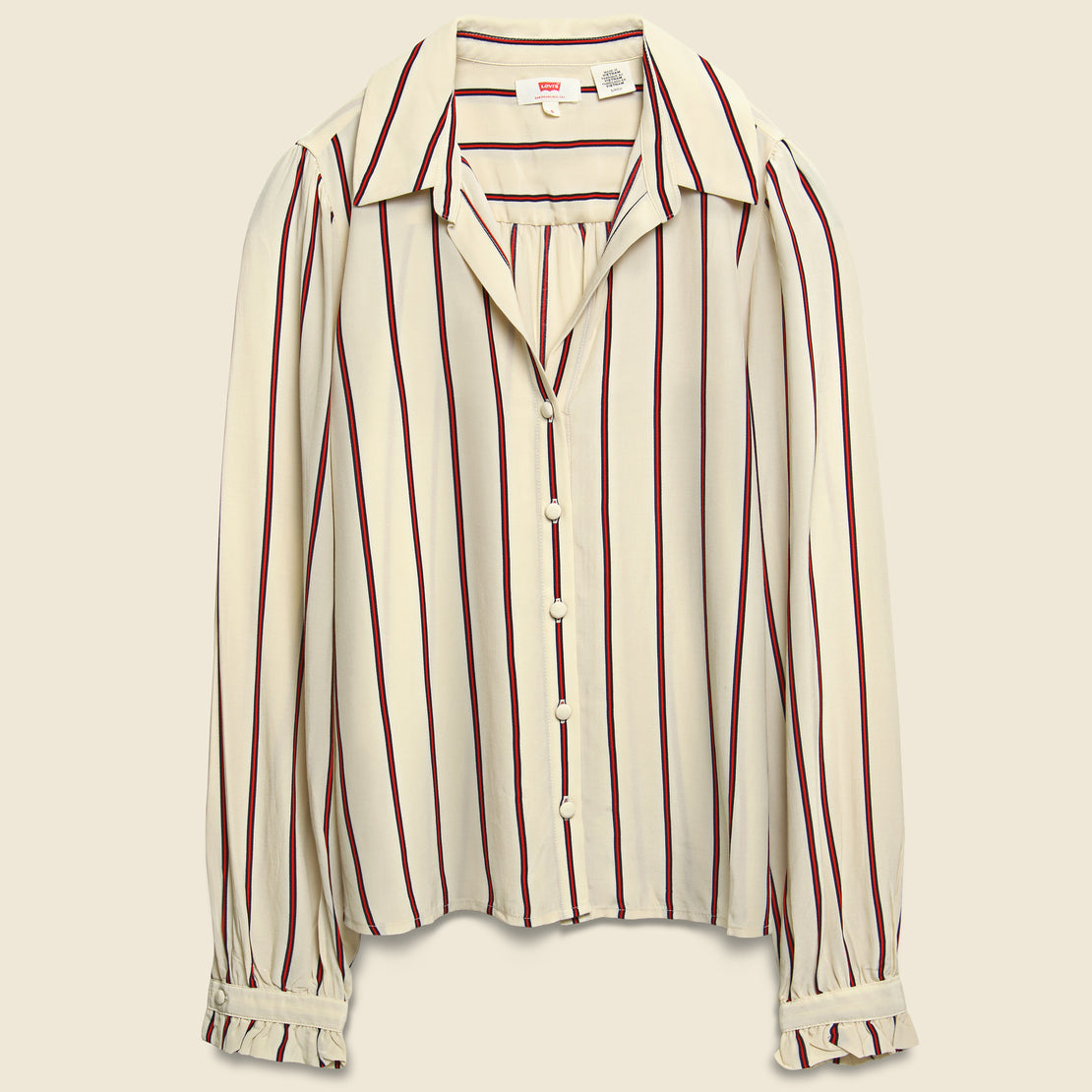 Levis Premium Marcey Top - Split Rock Stripe
