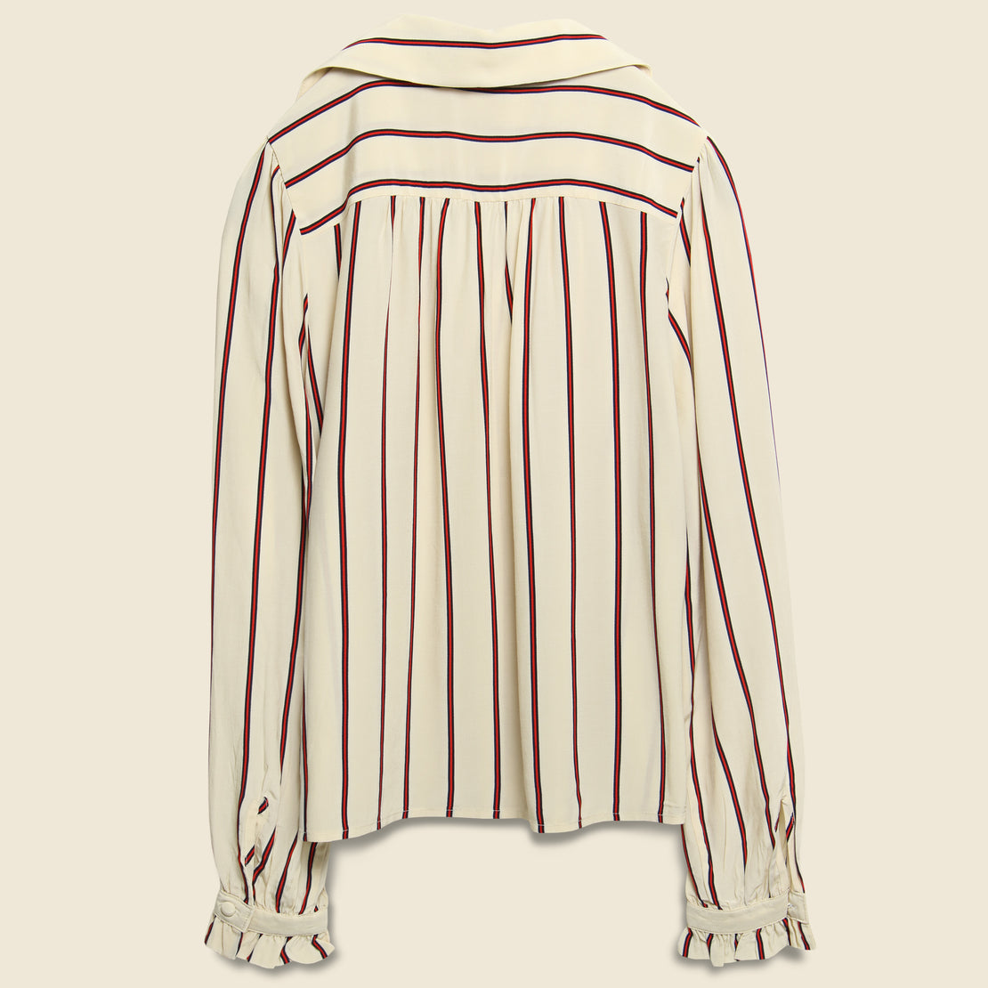 Marcey Top - Split Rock Stripe