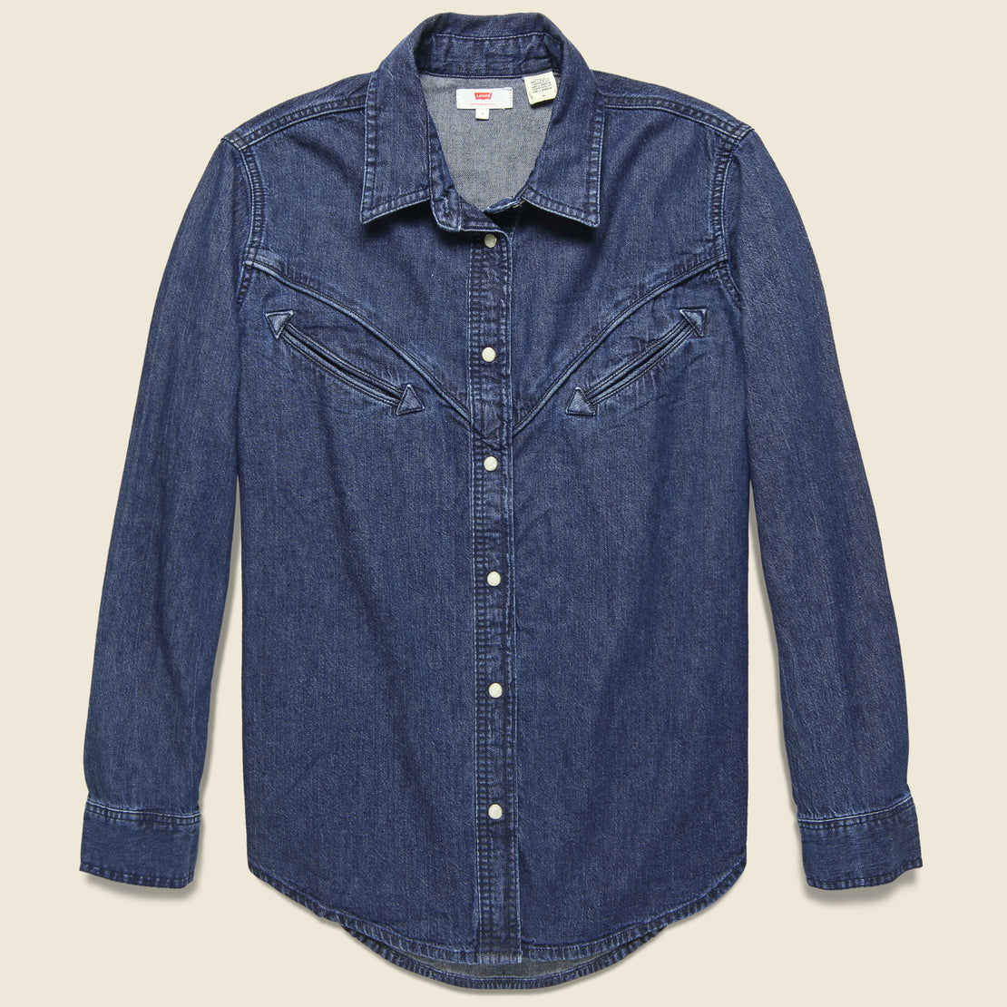 Levis Premium Dori Western Shirt - Doubt It