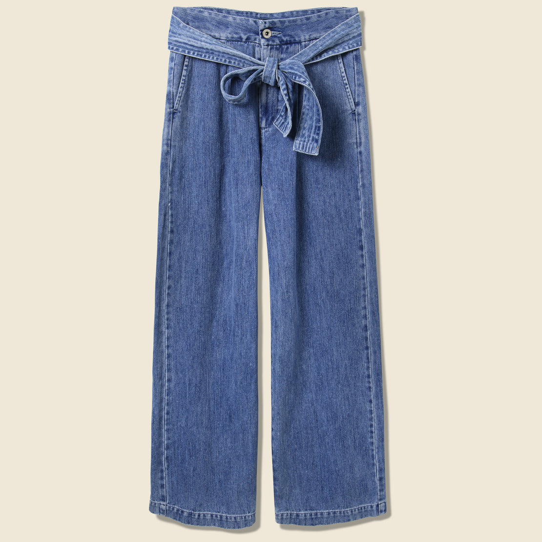 Levis Made & Crafted Tie Trouser - Blue Bell
