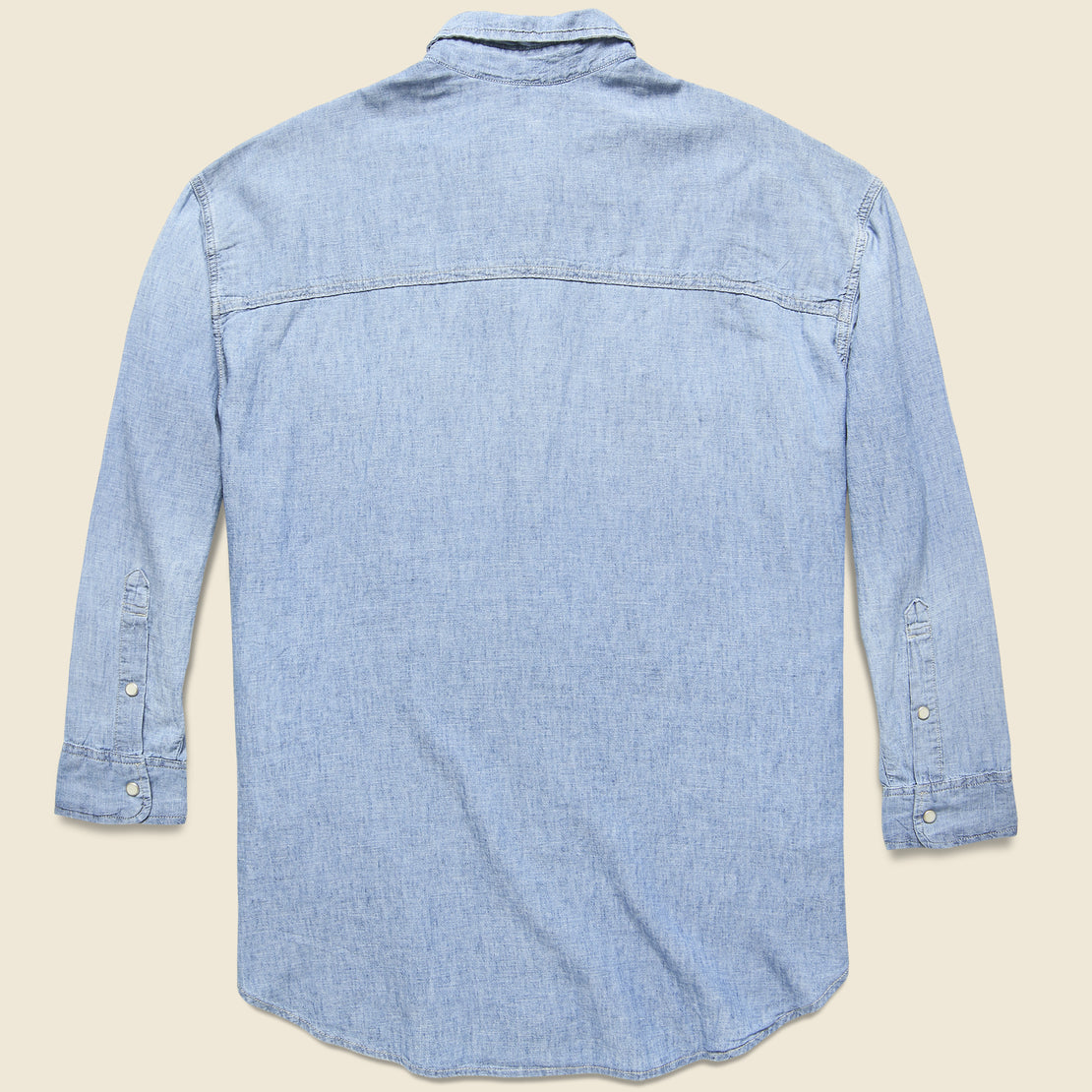 Cotton/Linen Shirt - Crystal Ball
