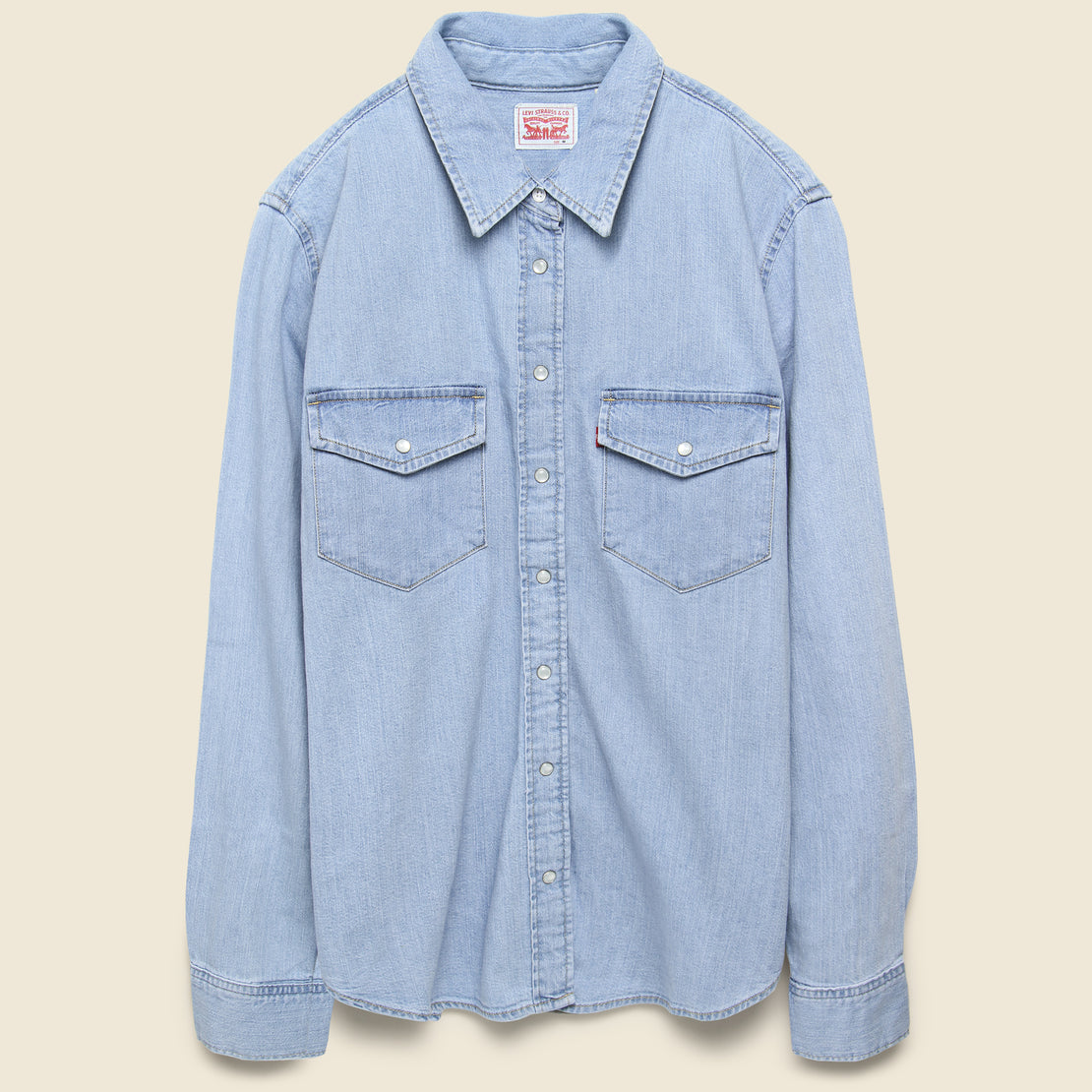 Levis Premium Essential Western - Cool Out