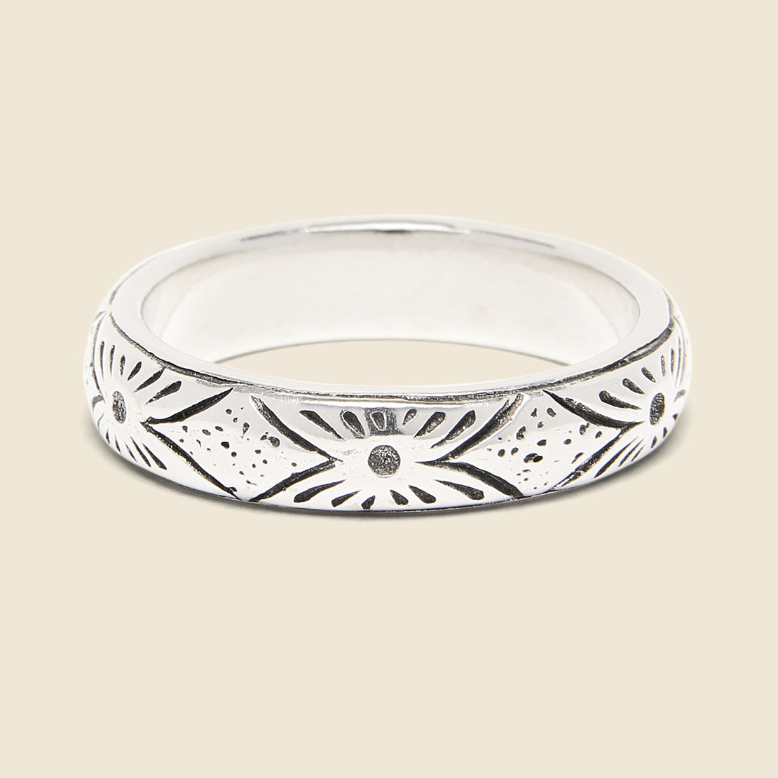 LHN Jewelry Yates Ring - Sterling Silver