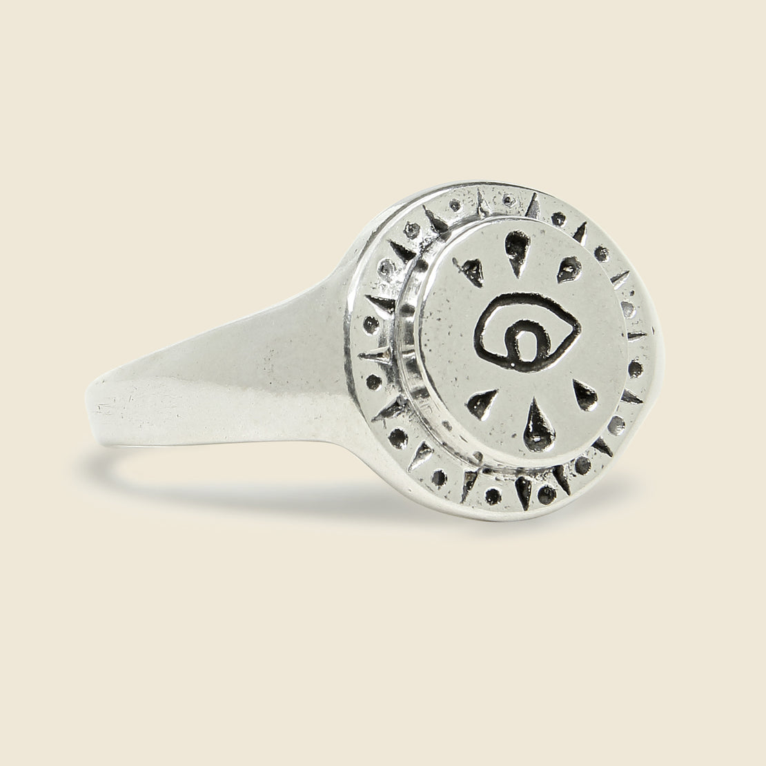 LHN Jewelry All Seeing Eye Ring - Silver
