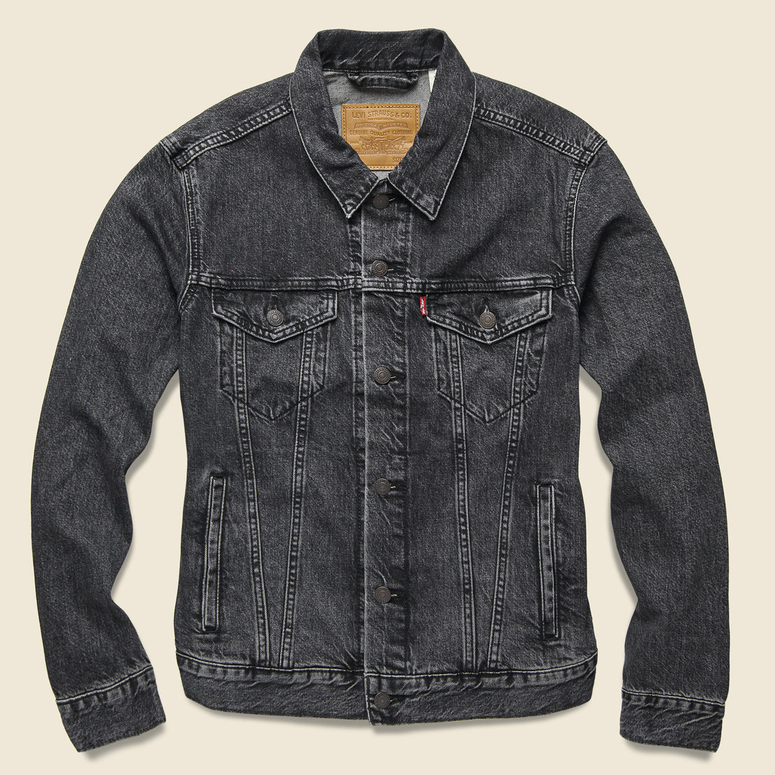 Levis Premium Trucker Jacket - Fegin